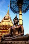Thaïlande, Chiang Mai, Wat Doi Suthep