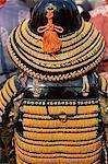 Japon, Tokyo, hommes habillés en Costume Samurai Jidai Matsuri Festival tient chaque année en novembre à Sensoji Temple Asakusa