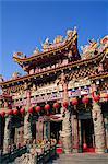 Kaohsiung, Taiwan Shuen-Sanzi-zehn Tempel