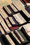 Alte Bücher aus der Kulturrevolution, China
