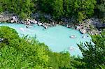 Soca River, Slovenia