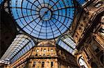 Galleria Vittorio Emanuele II, Milan, Province of Milan, Lombardy, Italy