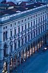 Galleria Vittorio Emanuele II, Milan, Province de Milan, Lombardie, Italie