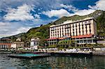 Grand Hotel Tremezzo, Tremezzo, Lake Como, Province of Como, Lombardy, Italy
