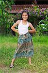 Portrait of Girl, Ubon Ratchathani, Ubon Ratchathani Province, Thailand