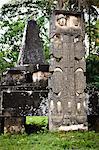Royal Grave Stone, Anakalang, Sumba, Indonesia