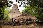 Lete Komis Village, Sumba, Indonesia
