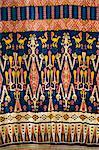 Traditional Woven Ikat Cloth, Sumba, Indonesia