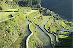 Banaue mud-walled rice terraces of Ifugao culture, UNESCO World Heritage Site, Cordillera, Luzon, Philippines, Southeast Asia, Asia