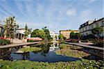 Jardins botaniques, Bonn, Nord Rhénanie Westphalie, Allemagne, Europe