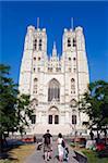 Cathédrale des Saints Michael et Sainte-Gudule, Bruxelles, Belgique, Europe