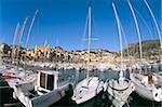Menton, Cote d'Azur, Alpes-Maritimes, Provence, French Riviera, France, Mediterranean, Europe
