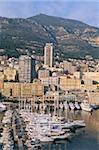 Monte Carlo, Monaco, Cote d'Azur, Mediterranean, Europe