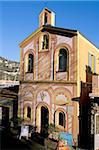 Chapelle St. Pierre (St. Peter's chapel), by Jean Cocteau, Villefranche sur Mer, Cote d'Azur, Provence, French Riviera, France, Mediterranean, Europe