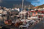 V & A Waterfront, Cape Town, Afrique du Sud, Afrique