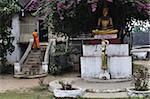 Wat Aphay, Luang Prabang, Laos, Indochina, Southeast Asia, Asia