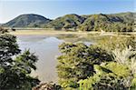 Awaroa Inlet, Abel Tasman National Park, Tasman, South Island, New Zealand, Pacific