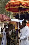 Timkat festival, Gondar, Éthiopie, Afrique