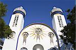 Cathédrale Nuestra Senora de problemas Soledad dans la vieille ville Acapulco, Etat de Guerrero, au Mexique, en Amérique du Nord