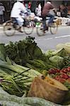 Vegetable stall in market, Galle, Sri Lanka, Asia