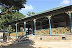 Heonggwanheon, pavillon de thé, Palais Deoksugung (Palais de la longévité vertueux), Séoul, Corée du Sud, Asie