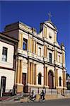Iglesia San Sebastian, Monimbo Barrio, Masaya, Nicaragua, Central America