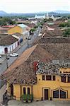 Overview, Granada, Nicaragua, Central America