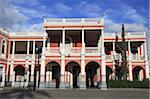 Palais épiscopal (Palais épiscopal), Parque Colon, Central Park (Parque Central), Granada, Nicaragua, Amérique centrale