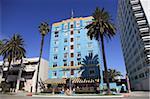 Art deco, Georgian Hotel, Ocean Avenue, Santa Monica, Los Angeles, California, United States of America, North America