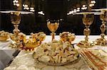 Eucharistie en Europe, Paris, France, la cathédrale Notre Dame