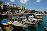 On the harbour of Salvador de Bahia, Brazil, South America