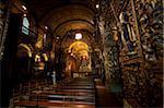 The Candelaria church in Rio de Janeiro, Brazil, South America