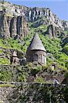 Geghard Monastery, UNESCO World Heritage Site, Armenia, Caucasus, Central Asia, Asia