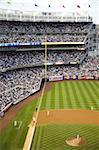 New Yankee Stadium, situé dans le Bronx, New York, États-Unis d'Amérique, Amérique du Nord