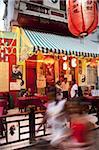 Restaurant chinois à Chinatown, Barrio Chino, la Havane, Cuba, Antilles de la Havane, Amérique centrale