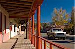 Taos, Nouveau-Mexique, États-Unis d'Amérique, l'Amérique du Nord