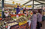 Market, Rialto, Venice, Veneto, Italy, Europe