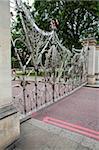 Queen Elizabeth Gate, Hyde Park, London, England, United Kingdom, Europe