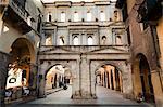 Ancient Porta Borsari, Verona, Veneto, Italy