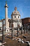 Trajan Forum und Märkte, Rom, Latium