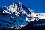Berge, Jungfrau Region, Berner Alpen, Schweiz