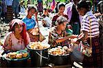 Padadiwatu Market, Sumba, Indonesia
