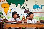 Children in Classroom, Larawatu School, Sumba, Indonesia