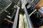 Financial District, Hong Kong, China