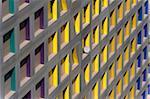 Lié construction hybride complexe, Beijing, Chine