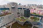 Linked Hybrid Housing Complex, Beijing, China
