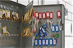 Schlüssel-Schrank