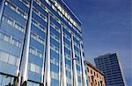 Estonie, Tallinn, l'hôtel Tallink, dans le quartier des affaires