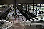 Germany,Berlin. Potsdamer Platz Station.