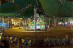 India; Goa. Friday night market.